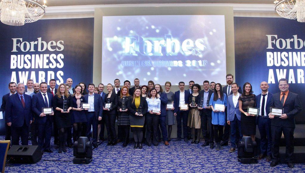 Domestina е сред победителите на Forbes Business Awards 2016